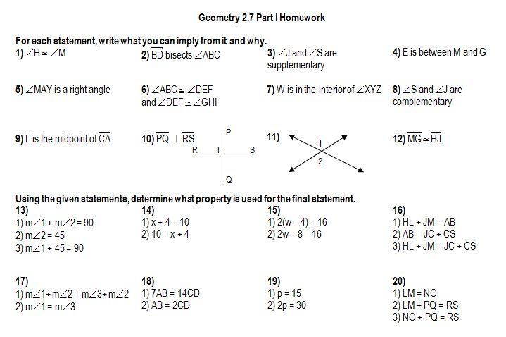 Geometry Files from megcraig.org