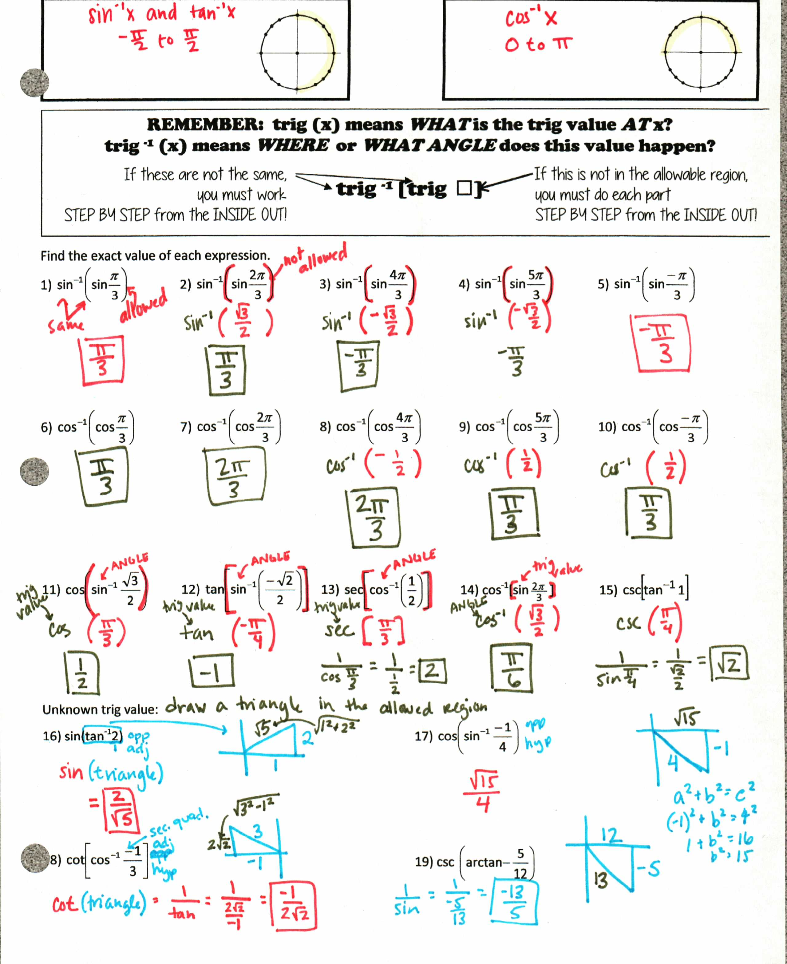 Precal Files Dude I Could Trig All Day Insert Clever Math Pun – Graphing Trig Functions Worksheet