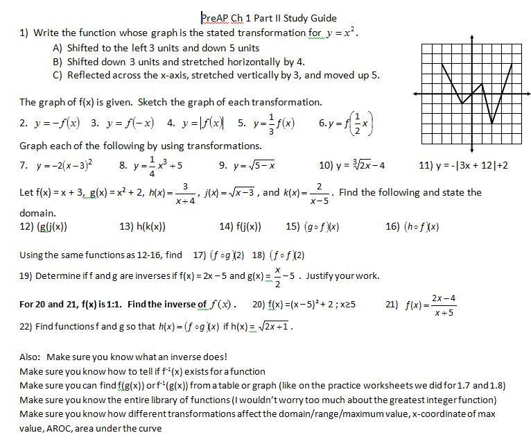 Function Files from megcraig.org
