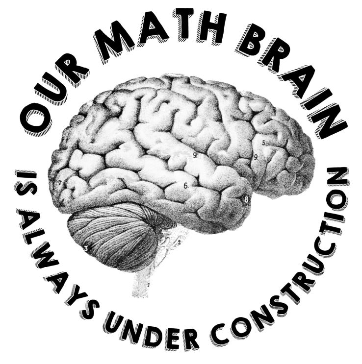math brain is under construction