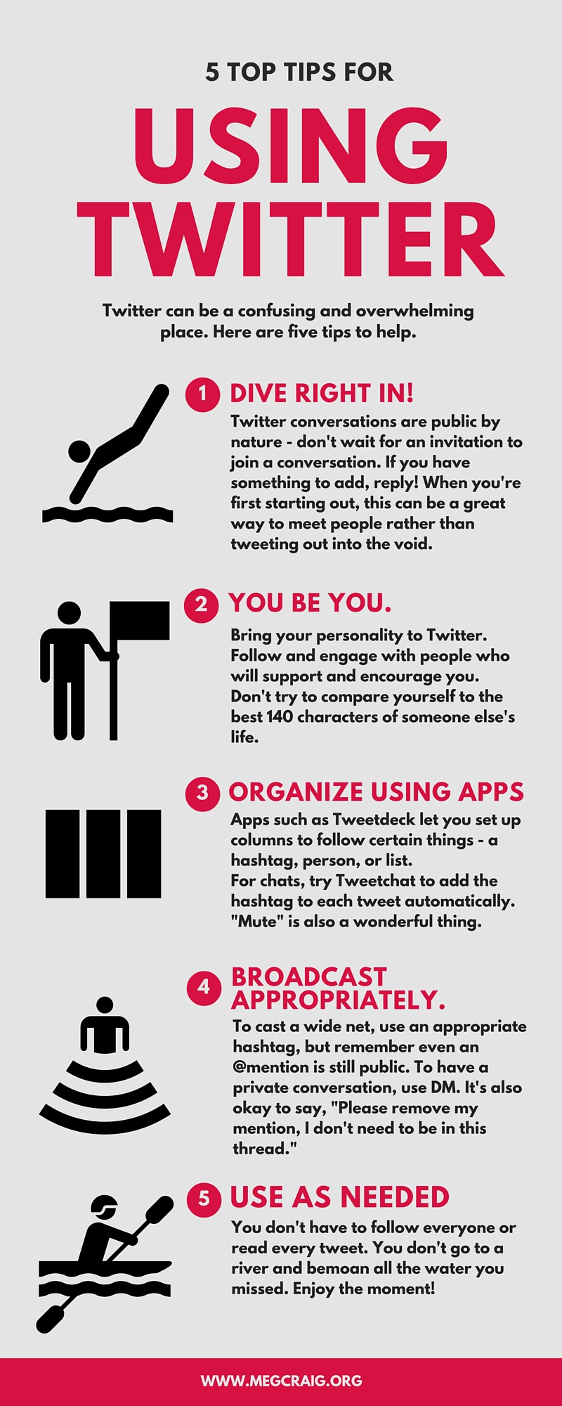 5 Top Tips for Twitter